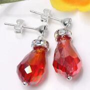 Red Earrings Free Shipping