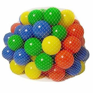 BRAND NEW! Never Out Of Mesh 100 PLAY BALLS