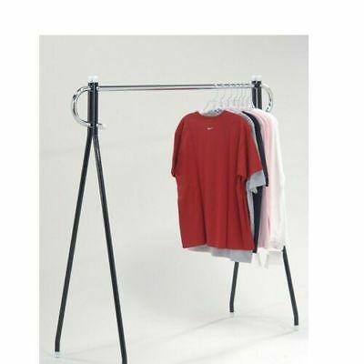 Ballet-bar Clothing Garment Display Rack 48h X 60l X 24w