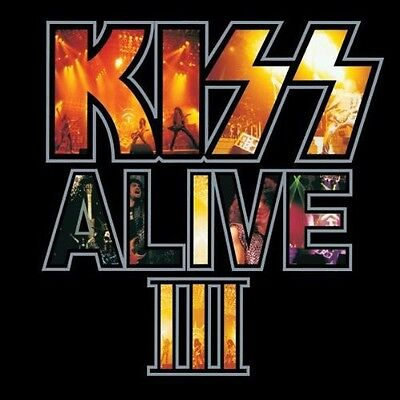 Купить Kiss - Alive III [New Vinyl] Ltd Ed, Rmst