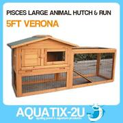 5ft Rabbit Hutch