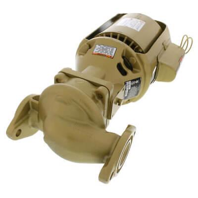 Bg Bell Gossett 106197lf 112 Hp Series 100 Bronze Bnfi Circulator Pump