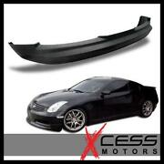 G35 Coupe Side Skirts