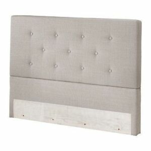 Sold Out Fabric Ikea Headboard - Queen