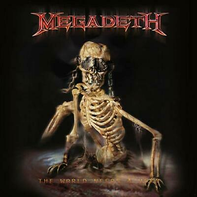 Megadeth - The World Needs a Hero [VINYL]
