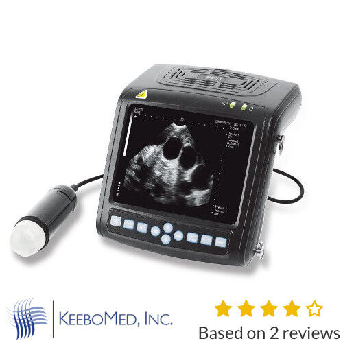 Handheld Wrist Ultrasound Scanner - Goat, Pig, Sheep, Dog, Cat With Sector Probe