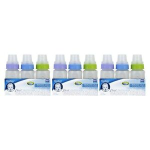 Gerber First Essentials Bottle Set : 5 oz Bottles - 9 Pack