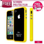 iPhone 4 Case Yellow