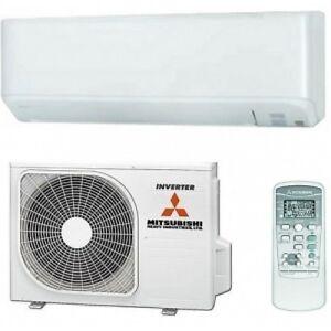Mitsubishi SRK25ZMP-S Air Heat Pump - Air Conditioning