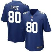 New York Giants Jersey Cruz