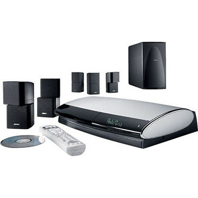 Bose Lifestyle 38 5.1 Channel Home Theater System