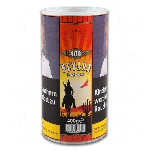 Zigarettentabak Nevada Classic Blend 400 Gramm