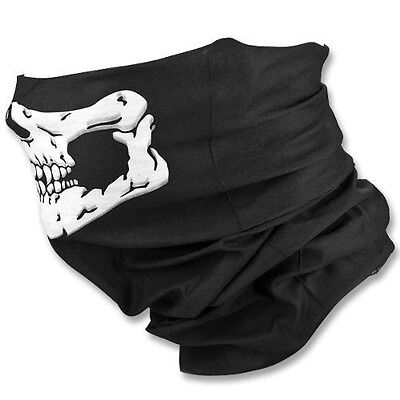 Skeleton Ghost Skull Face Mask Biker Balaclava Call of Duty COD Costume Game USA (Halloween Call Of Duty Costumes)