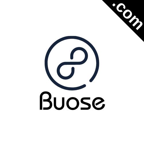 BUOSE.com 5 Letter Short .Com Catchy Brandable Premium Domain Name For Sale - $99.00