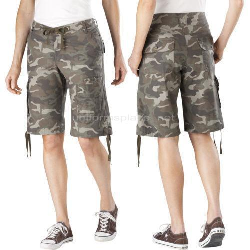 Camo Cargo Shorts. Create a casual and relaxed look, while still making a bold statement, by accenting a summertime wardrobe with a pair of camo cargo getessay2016.tk flexible and relaxed design of cargo shorts allows the freedom to engage in favorite outdoor activities or lounge in the sun in comfort.