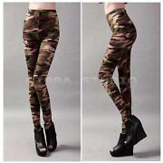 Womens Camo Leggings