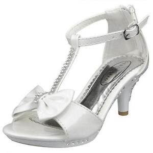 88a384971a7f Girls High Heel Shoes Size 4
