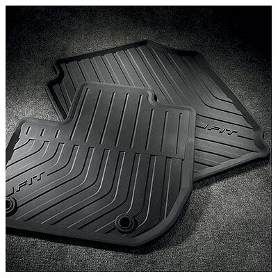 08P13-T5A-110 Genuine (2015 - 2017) Honda Fit All Season Floor (Genuine Honda 08p13 T5a 110 Floor Mat)