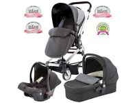 Baby elegance pushchair and travel system