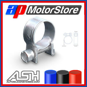 Mini-Fuel-Line-Hose-Clamps-Pipe-Clips-Air-Water-Diesel-Petrol-Choice-Listin