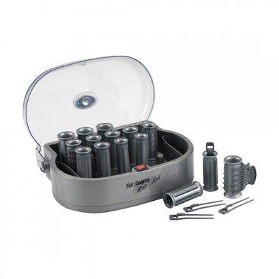 Yes Beauty Hot Hair Curling Rollers 15pcs YB-9150 Hair Setters Instant Heat