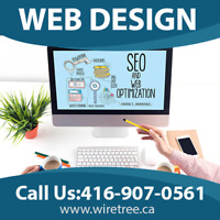 Affordable Website Design, E-commerce Solutions  &  SEO