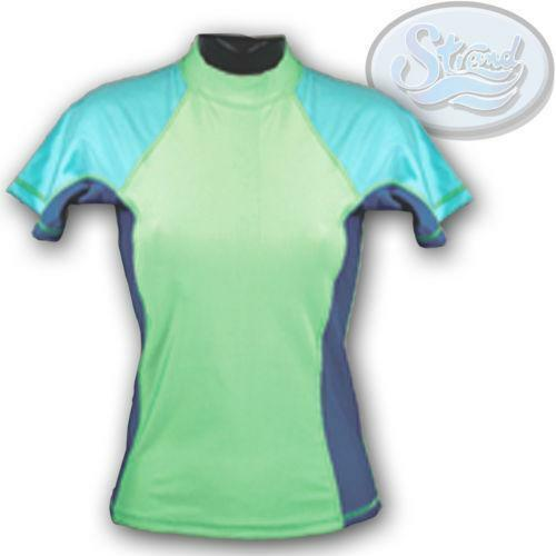 Womens spf shirt ebay for Shirts with sunscreen in them