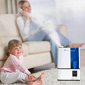 TaoTronics Ultrasonic Cool Mist Home Humidifier (with Constant H Cambridge Kitchener Area image 3