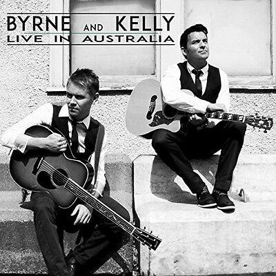 Byrne   Kelly   Live In Australia  New Cd