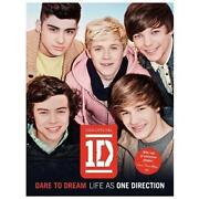 One Direction Dare to Dream Book