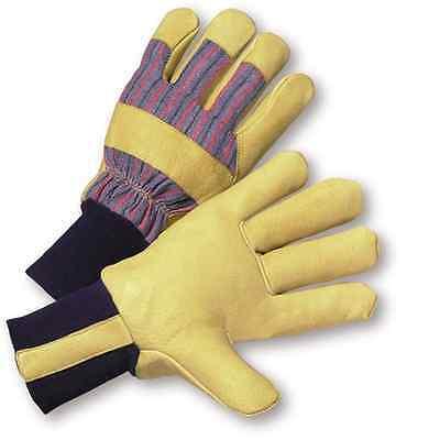 (Westchester 1555 Premium Grain Pigskin, Thinsulate™ Lined Gloves, M-XL (1 Pair))