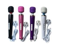 MAGIC WAND FULL BODY SPORTS MASSAGER WITH 10 VIBRATING SPEED SETTINGS UK SPECIAL PRICE ONLY £11.95