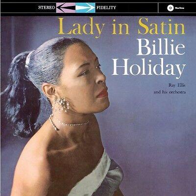 Billie Holiday - Lady in Satin [New Vinyl] 180 Gram, - Ladies In Satin