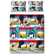 Mickey Mouse Double Duvet
