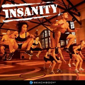 Insanity DVD's