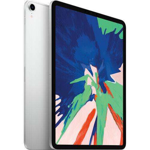 Apple 11-Inch iPad Pro (Latest Model) with Wi-Fi 64GB Silver MTXP2LL/A