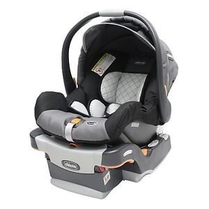 Chicco® KeyFit® 30 Infant Car Seat with Car Seat Base