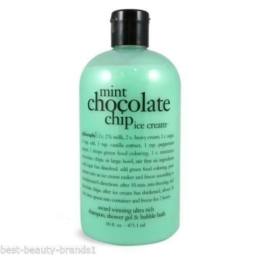 Philosophy Chocolate Body Washes Amp Shower Gels Ebay