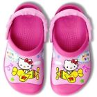 Crocs Hello Kitty Pink Shoes for Girls