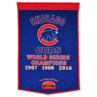 World Series Chicago Cubs MLB Banners