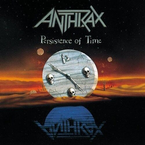 Anthrax - Persistence of Time [New CD]