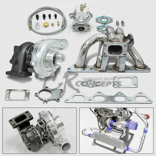 Greddy Turbo Parts: H23 Turbo Kit