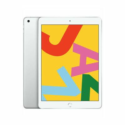 Apple iPad 10.2 Inch 7th Generation 2019 WiFi Only 128GB Sil
