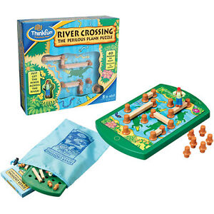Puzzle, River Crossing