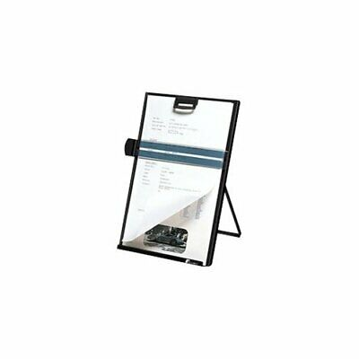 Fellowes 11053 Metal Copyholder Letter Black