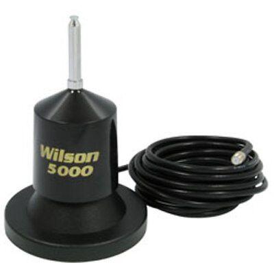 "Wilson® Antennas - W5000 Series Magnet Mount Mobile CB Antenna Kit with 62.5"" Wh"
