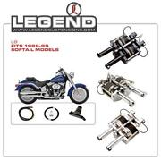 Harley Air Suspension