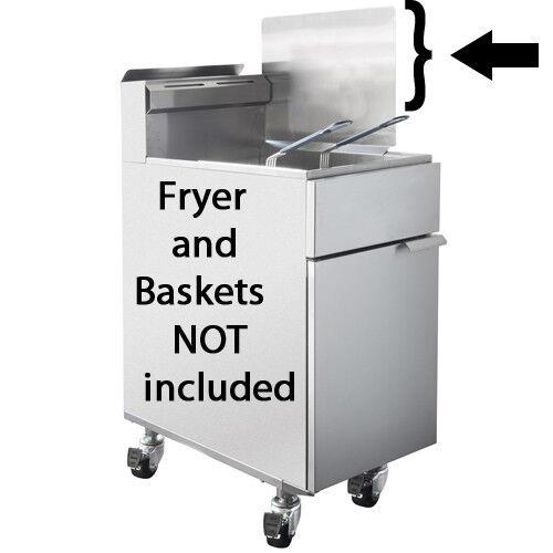 Fryer Splash Guard