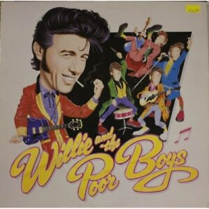 Willie And The Poor Boys Vinyl Record LP