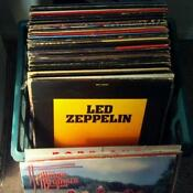 LP Records Lot